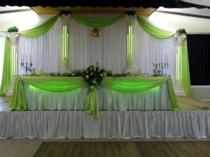 12 Schützenhalle WG Hochzeitsdeko