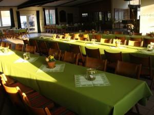 2011-03-26 Schützenhalle Tischdeko 02